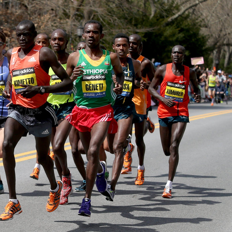 Berlin Marathon 2014 Results: Men's and Women's Top Finishers | Bleacher Report #run #trackandfield