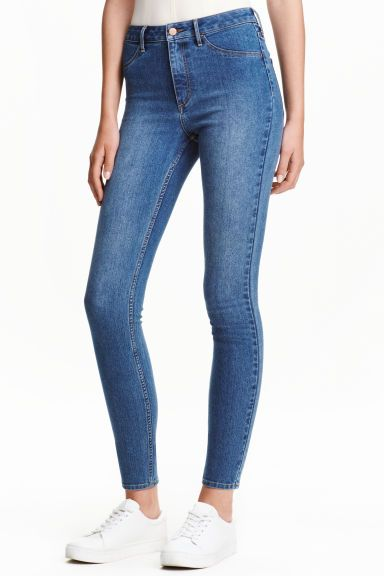 43dcbf32f7ea Skinny High Ankle Jeans   jeans   Jeans, Ankle jeans, Clothes