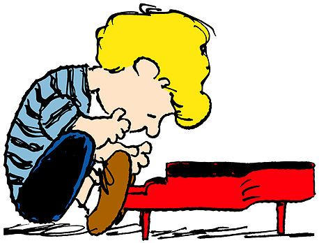 charlie brown character playing piano clipart free clip art images rh pinterest com piano clip art images piano clipart png