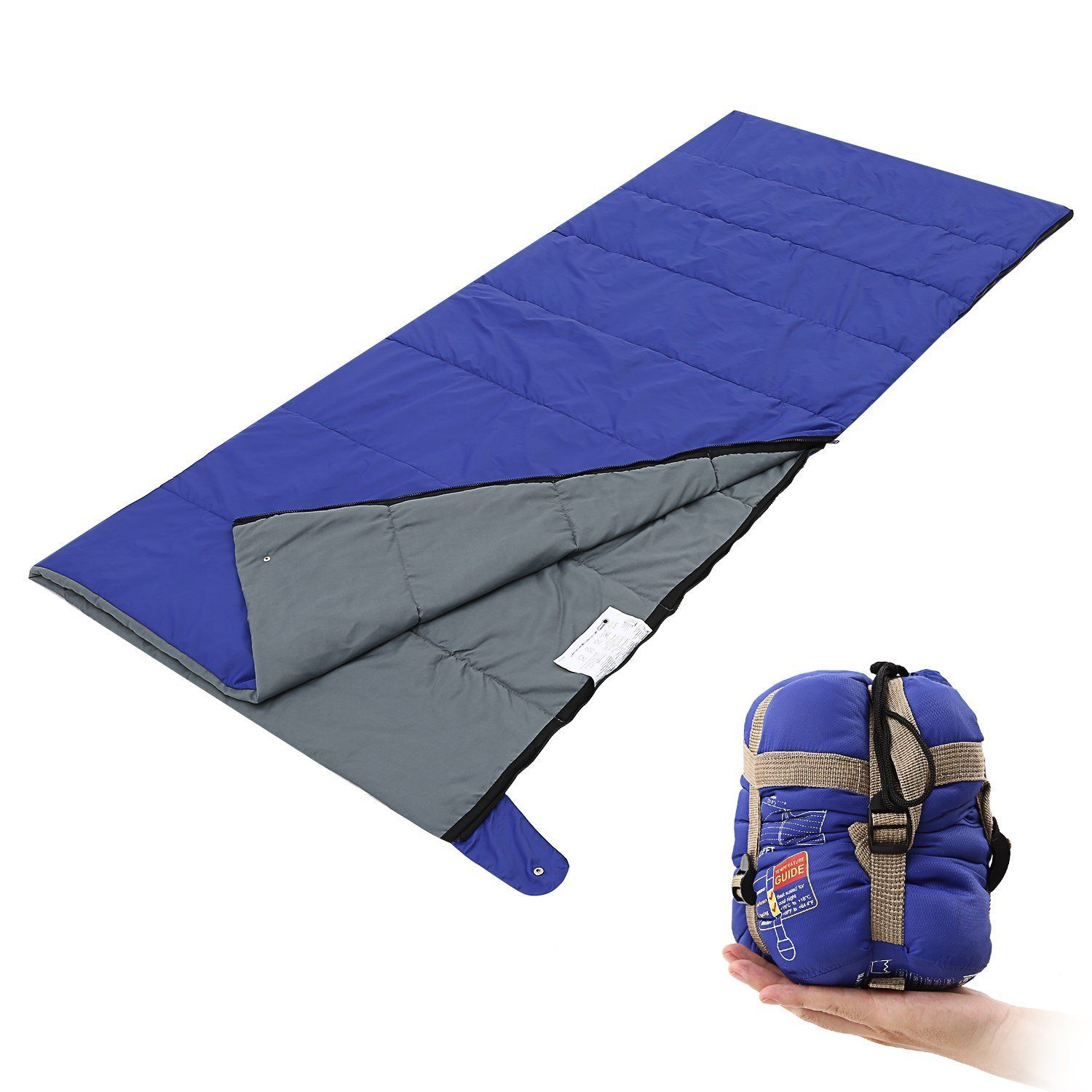 Perfect For Kids Traveling Road Tripping Or Camping It S A Blanket It S A Sleeping Bag Use This Compact Sleeping Bag Compression Sacks Double Sleeping Bag