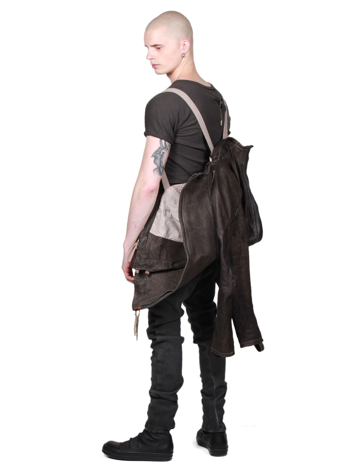 Boris Bidjan Saberi, la collection SQUADRON Hiver 16-17
