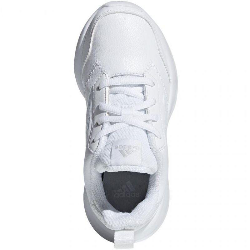 e8030e2c45e8b #Buty sportowe dziecięce #Dla dzieci #Adidas #Białe #Buty #Adidas #