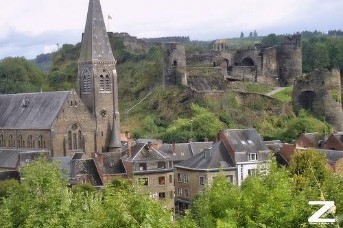 La Roche en Ardenne, Belgium https://zhianjo.com