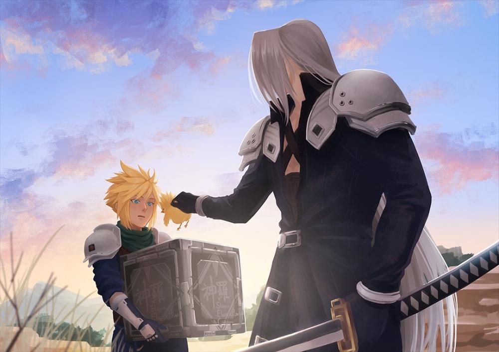 10 Sephiroth Tumblr Final Fantasy Sephiroth Final Fantasy Art Final Fantasy Cloud