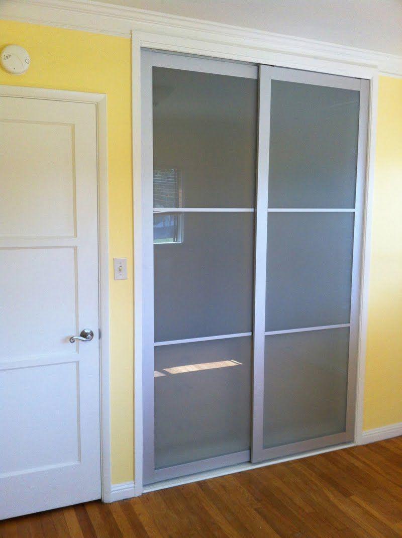 Retrofitting A Pax Into A Closet Ikea Hackers Ikea Closet Doors Remodel Bedroom Sliding Closet Doors