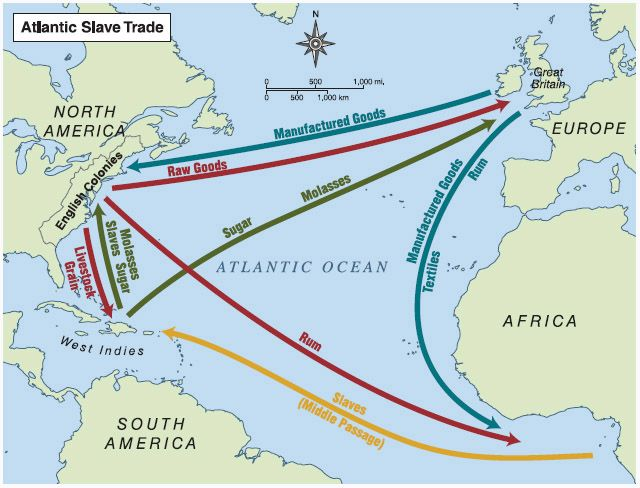a study of the atlantic slave trade Atlantic exchange additionally, the the slave trade in africa 4:41 the slave trade in africa related study materials related.