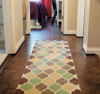 If You Re Looking For Low Cost And Unique Flooring Options Consider These Unconventional Diy Ideas That Put Everyday Salvaged Materials To Good