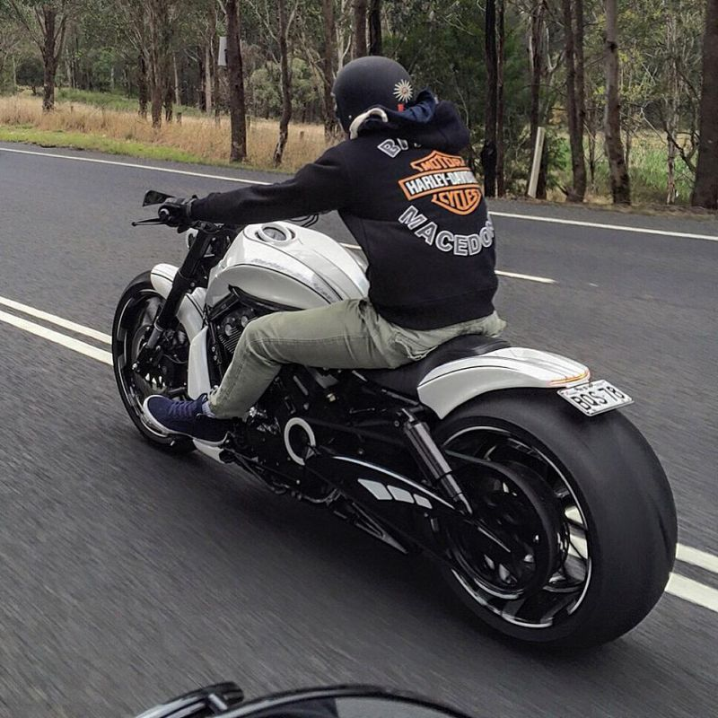 Harley Custom Night Rod Vrscd For Sale By Dgd Custom In 2020 Custom Harleys Harley American Motorcycles