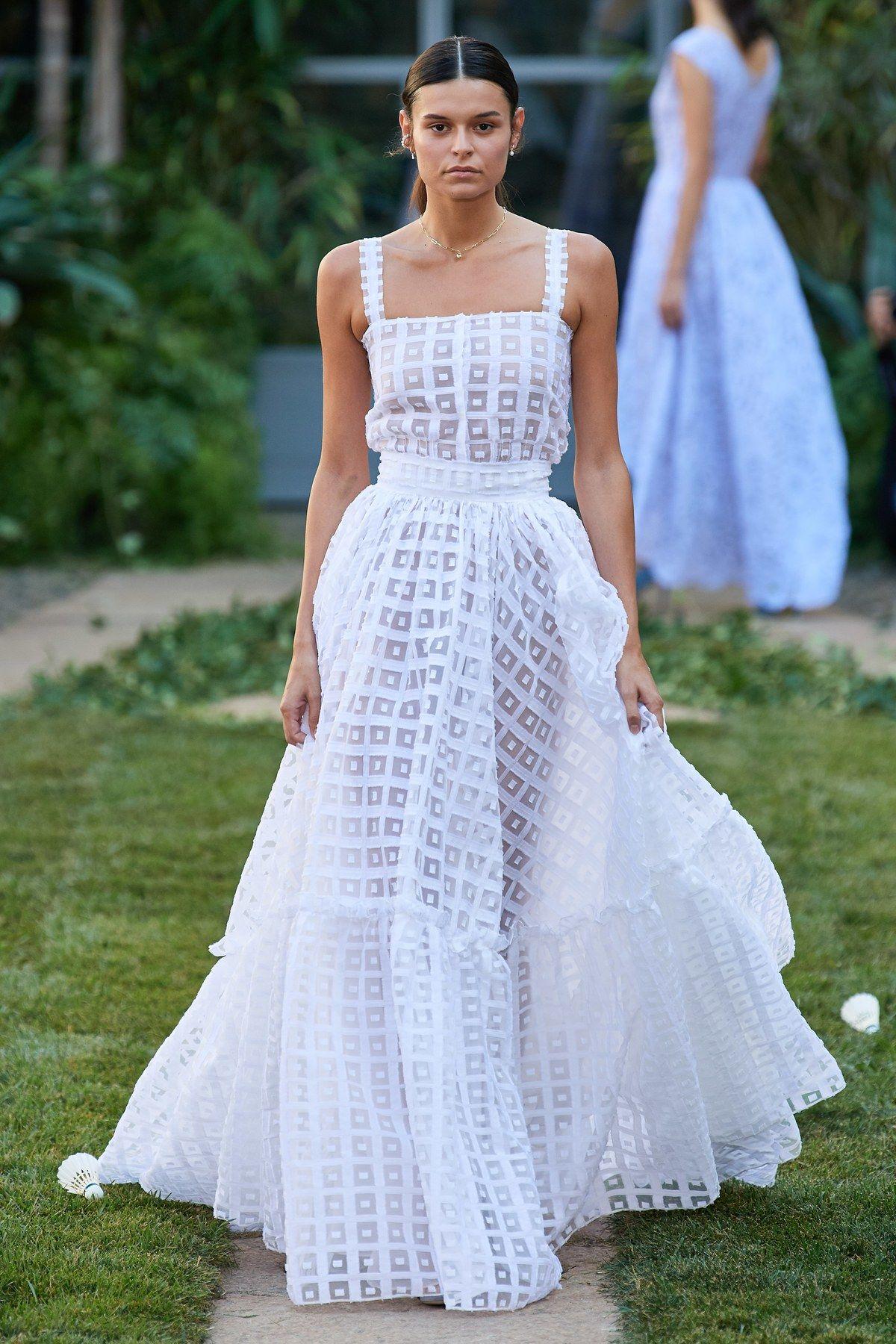 Luisa Beccaria Spring 2020 Ready-to-Wear Fashion Show ...