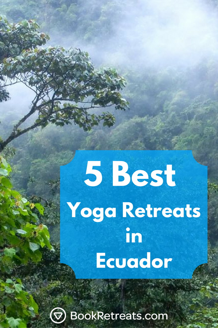 Have you heard of Ecuador? It's a tiny country in South America that