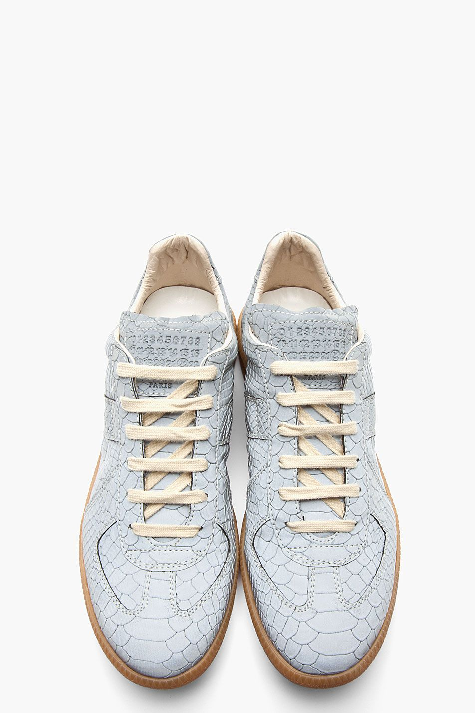 Glitter Cut-Out Replica Sneakers Maison Martin Margiela p6lBMgW5Pq