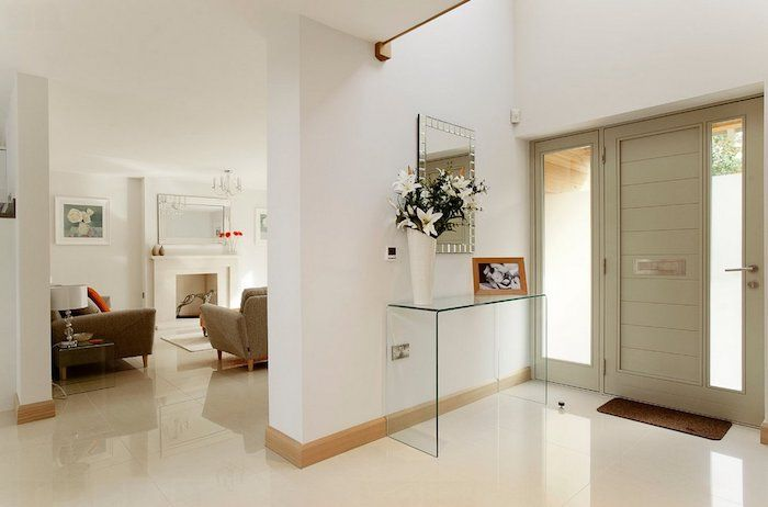 1001 flur ideen zum auffrischen und neordnen einrichtungsideen pinterest haus flure und. Black Bedroom Furniture Sets. Home Design Ideas