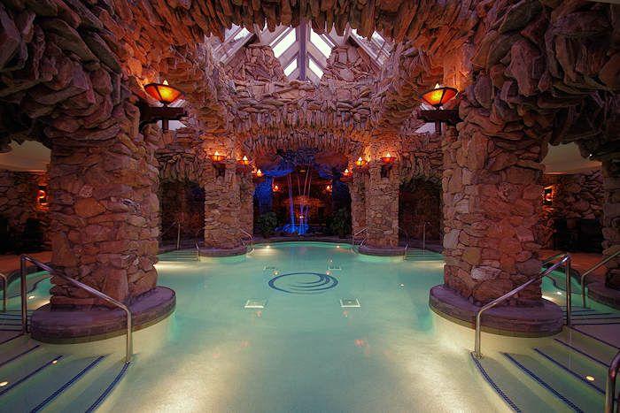Omni Grove Park Inn Hotel Asheville North Carolina