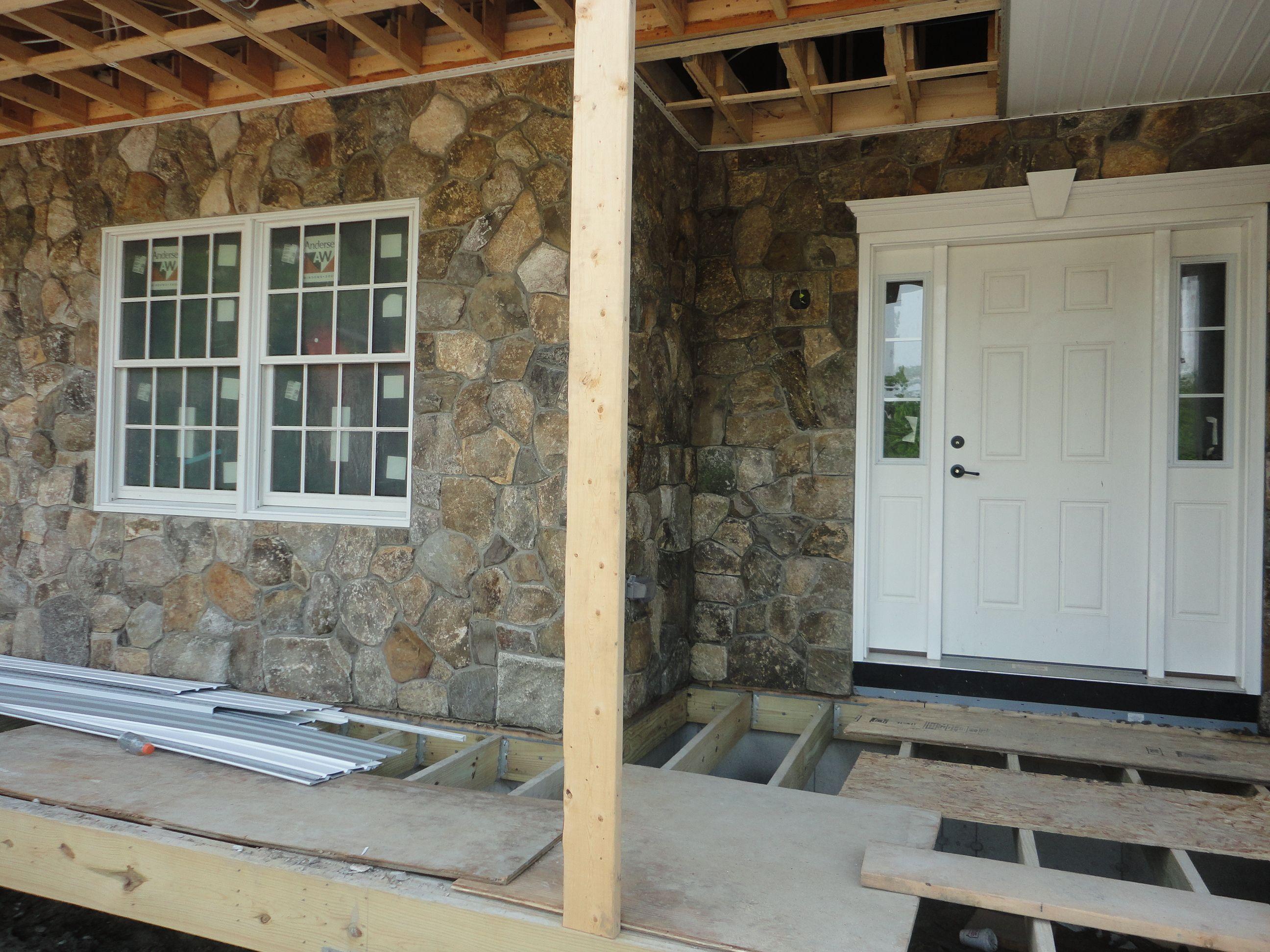 Thin Brick Veneer Stone Natural Thin Stone: Fieldstone Thin Stone Veneer In Clinton, Ma