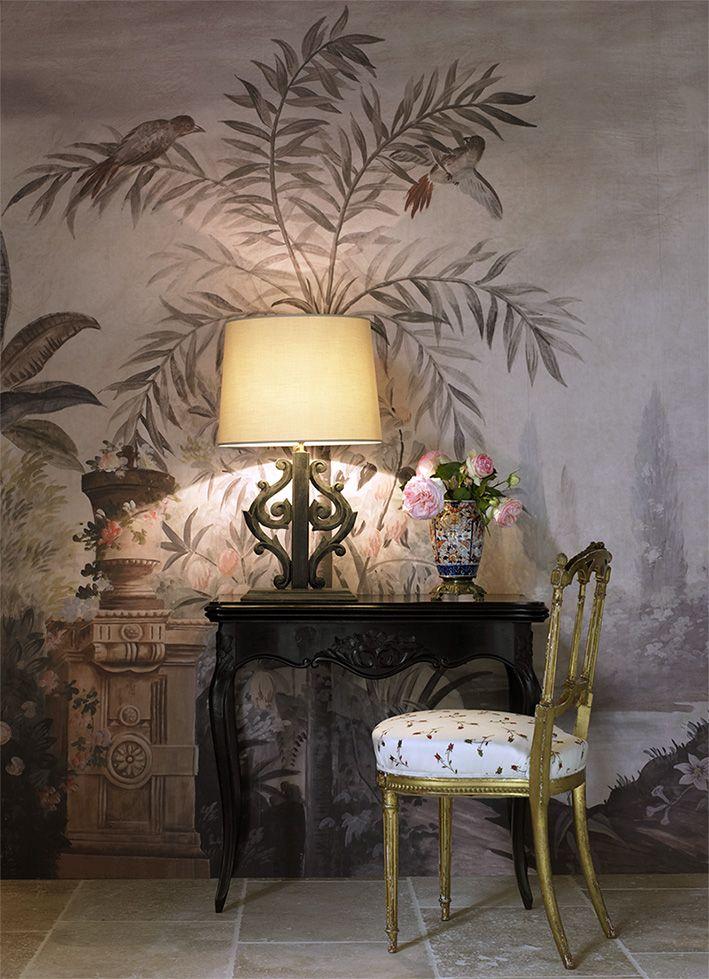 Ananb beautiful home - Wandmalerei wohnzimmer ...