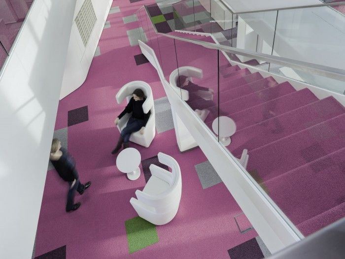Bene Bipa Wr. Neudorf 2∏Bene AG Andrea Hirsch 700x526 BIPAs Colorful and Productive New Headquarters
