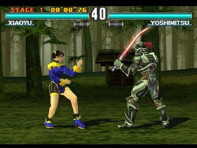 Yoshimitsu Tekken 3 Epic Games Tekken 3 Games