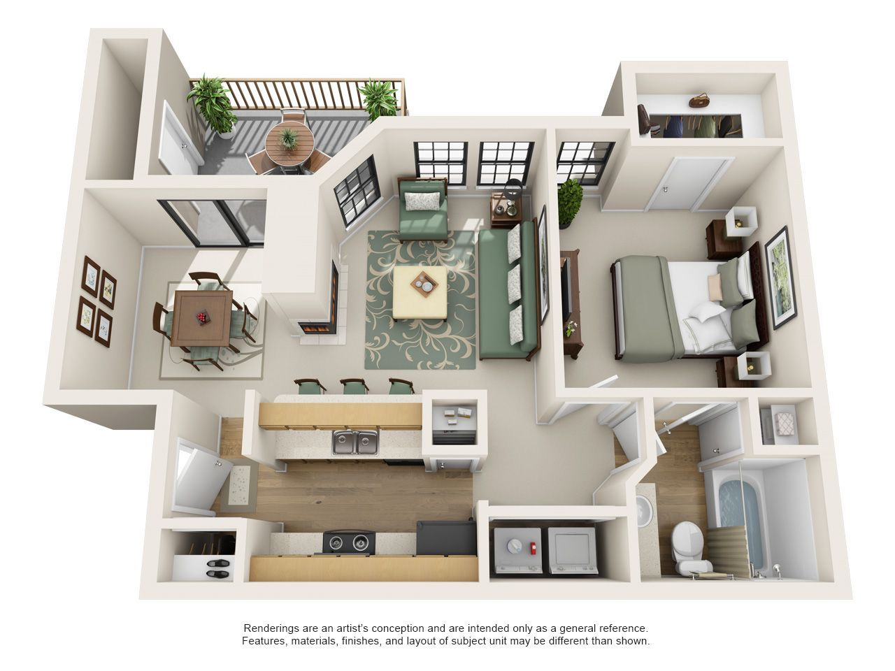 Spacious One And Two Bedroom Apartments In Carrollton Tx In 2020 Sims House Plans Apartment Floor Plans Apartment Layout