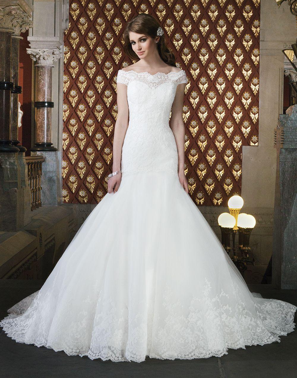 Justin Alexander wedding dresses style 8708 | Satin fabric, Neckline ...