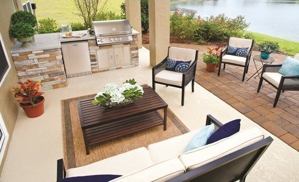 Willowcove Coastal Living At Nocatee Pool Patio Designs New Home Communities New Homes