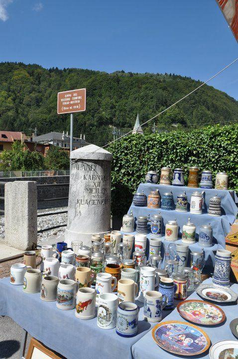 Pontebba-Friuli-Italy