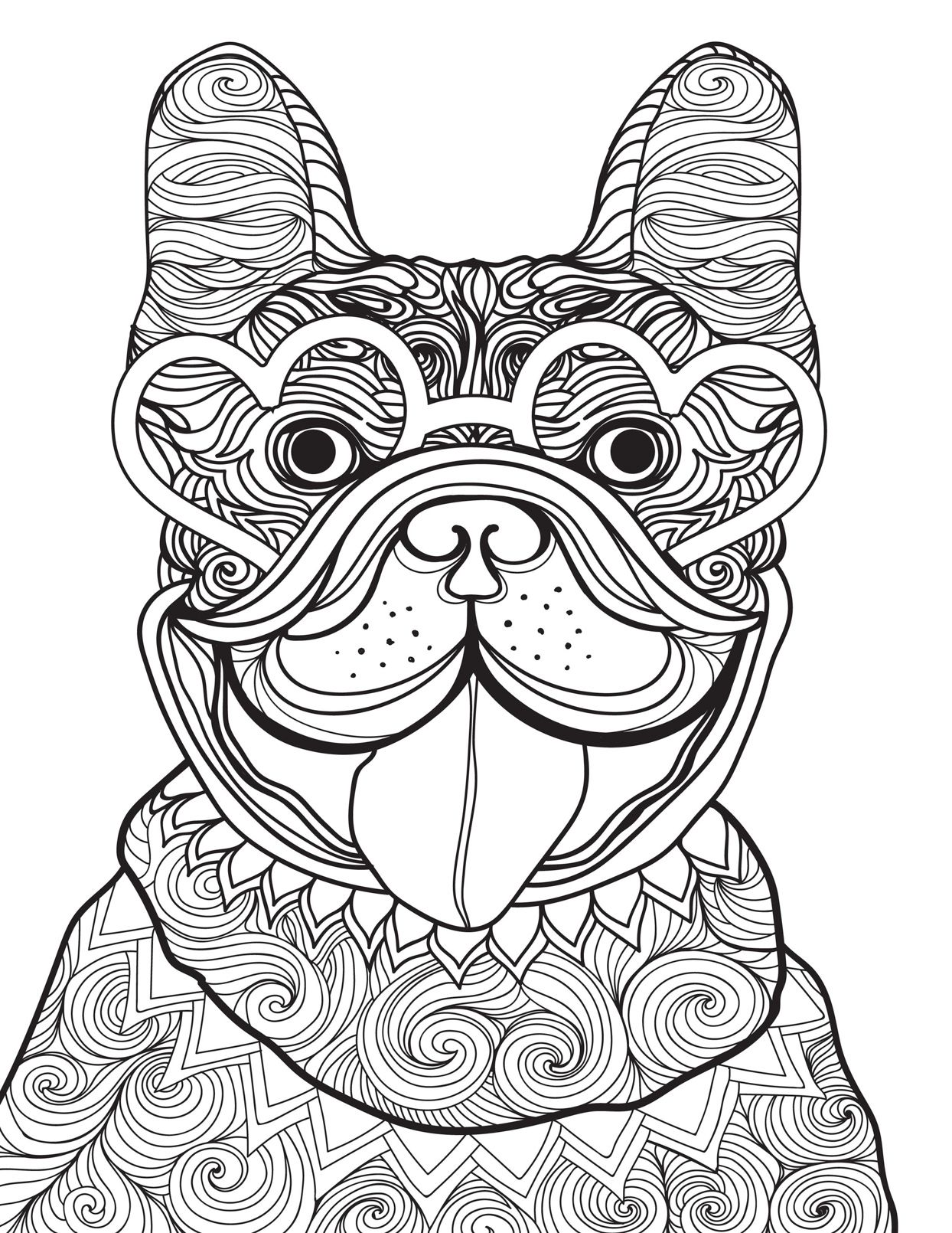 24 Free Pet Coloring Pages For Dog And Cat Owners In 2021 Dog Coloring Page Puppy Coloring Pages Horse Coloring Pages [ 1610 x 1244 Pixel ]