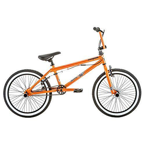 20 Inch Mongoose Vrt Bike Bmx Bikes Mongoose Bike Mongoose