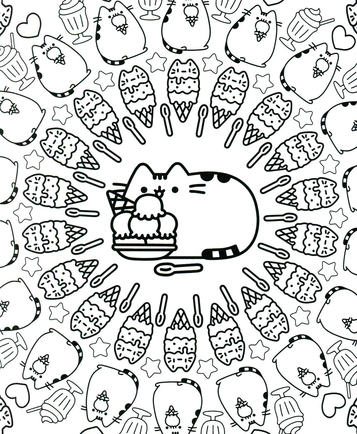 Pokemon Coloring Bookmarks Pusheen Coloring Pages Coloring
