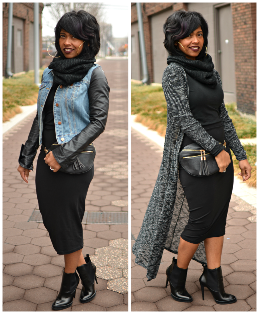 Switch It Up: All Black in 2019 | Street Style | Kleidung ...
