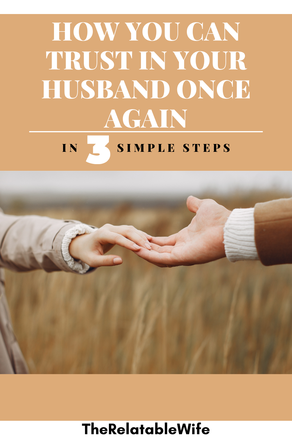 Trust t husband doesn wife When You