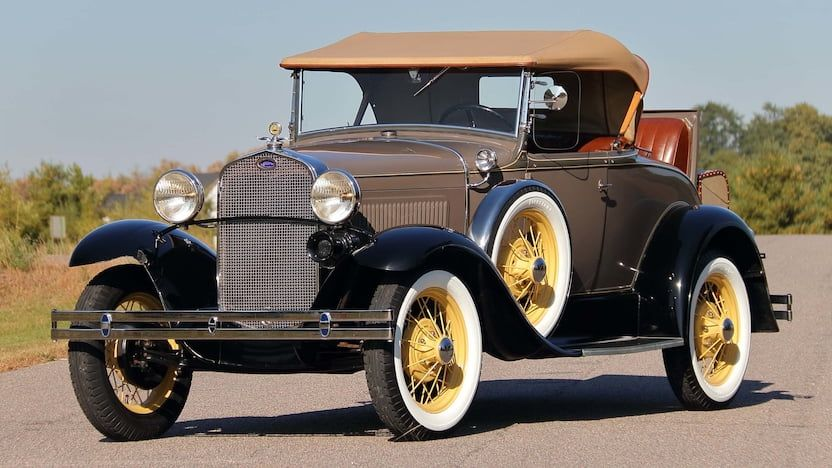 39+ Ford model a deluxe roadster inspirations