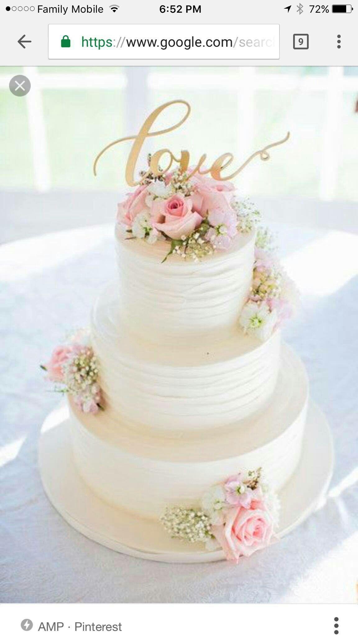 Pin by Naty Alvarez on Delicias | Pinterest | Wedding cake, Cake and ...