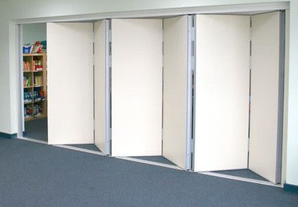Modernglide Movable Acoustic Walls Sliding Folding Partitions Acoustic Wall Movable Walls Folding Partition