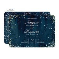 Elegant sky purple wedding invitations one day pinterest elegant sky purple wedding invitations stopboris Image collections