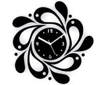 Image result for fancy wall clock designs Art Pinterest