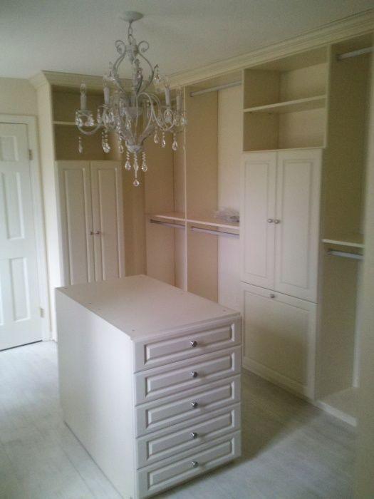 Superb Master Bedroom Closet Suite