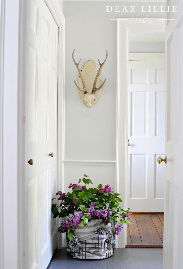 Painted Linoleum Floors Like Ju0027s Office Benjamin Moore Floor U0026 Patio Low  Sheen