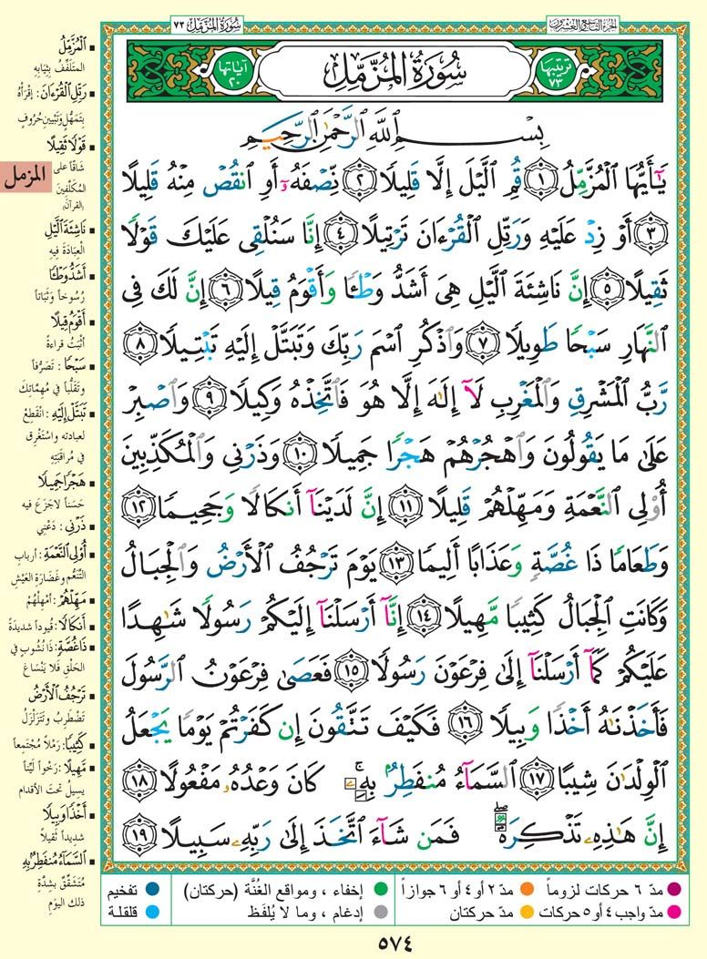 سورة المزمل Quran Verses Bullet Journal Beautiful Words