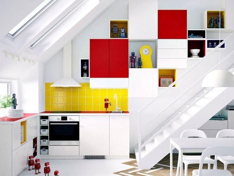 Cuisine Ikea Conseils Et Nouveautes Meubles Ilot Credence Ikea Cuisine Ikea Cuisine Metod Ikea