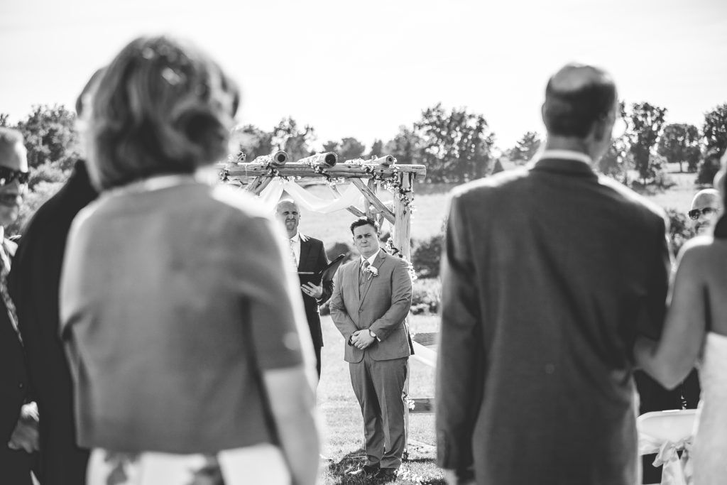 Zeller Wedding August 2016 at The Twin Silos in Livonia NY