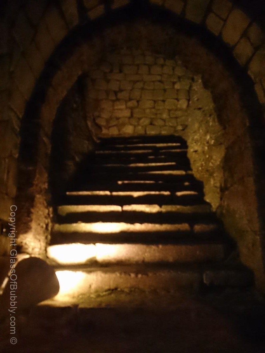 Taittinger #Champagne cellars.