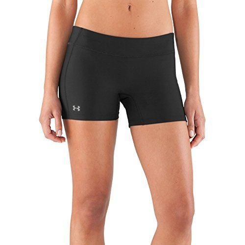 New with Tag. Size is X-Small. Color is Black. • Polyester/Elastane • Compression: Ultra-tight, second skin fit. • Locked-in UA Compression fit increases ...