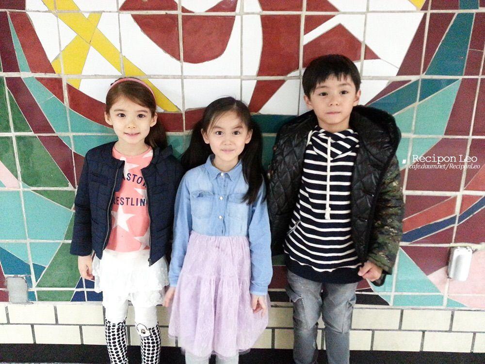 Babyzimmer leo ~ Leo with his little sister miwa go ninja go ninja go