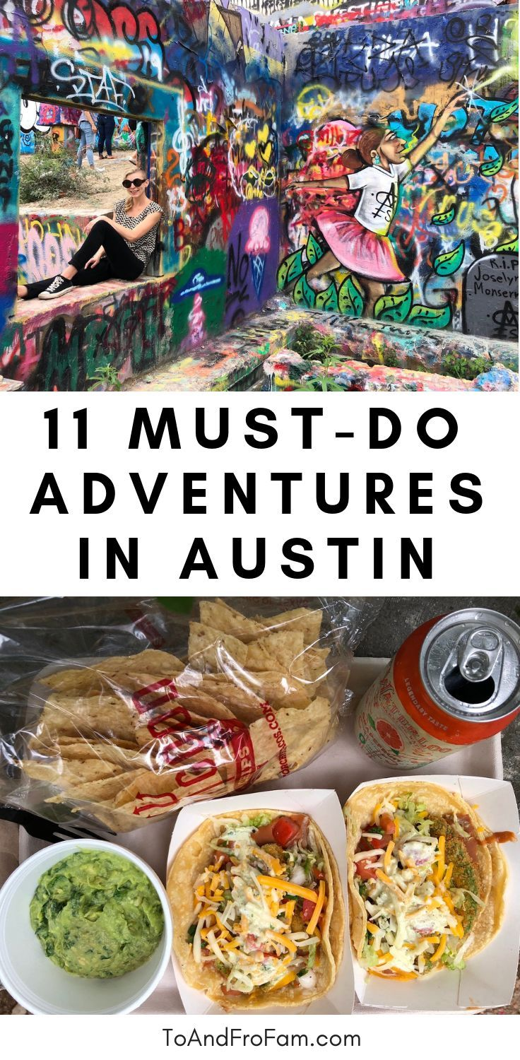 Howdy y'all: 11 unique things to do in Austin, Texas (2020 update!) - To & Fro Fam