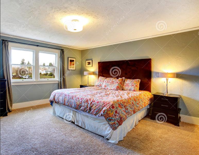 Schlafzimmer Teppichboden ~ Teppichboden schlafzimmer betten mit weichen teppichena
