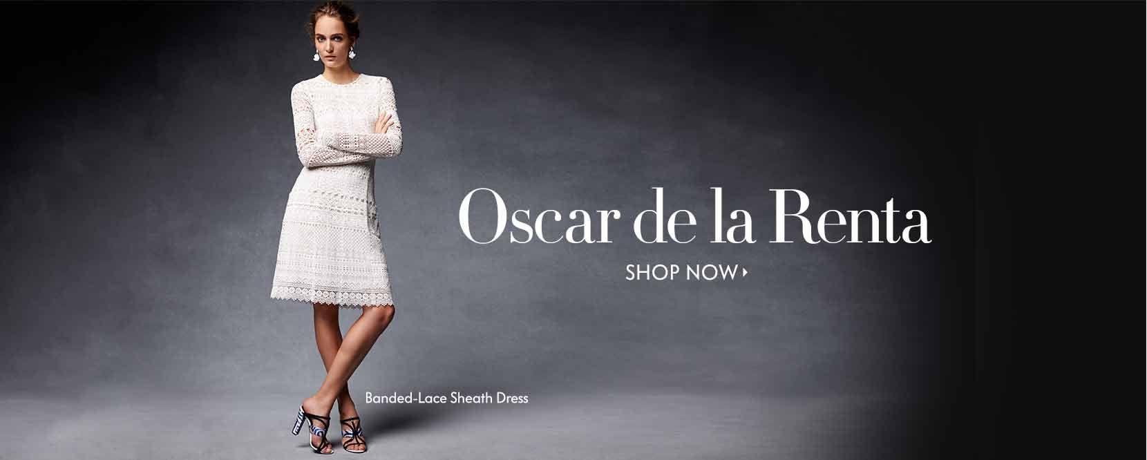 Shop Oscar de la Renta