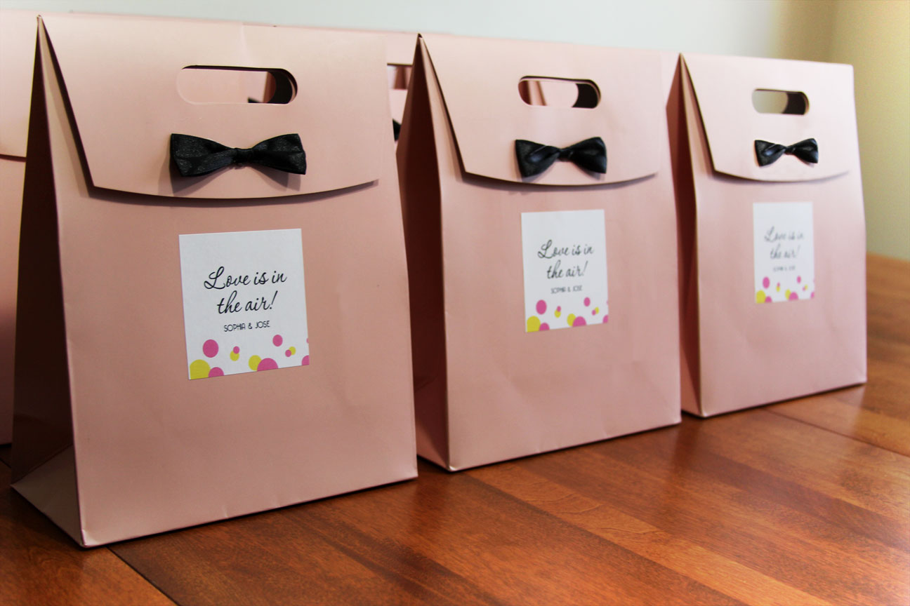 Guest Post Five Tips For Great Wedding Welcome Bags2 My Wedding