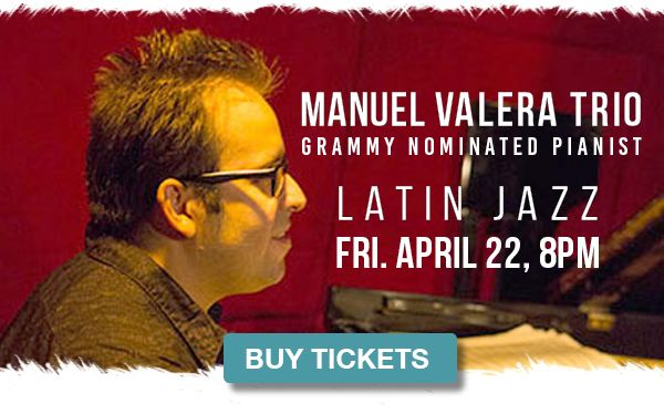 Latin #Jazz Highlights Weekend at Arts Garage in Delray Beach - And an Extended Run of THE DEVIL'S MUSIC announced!