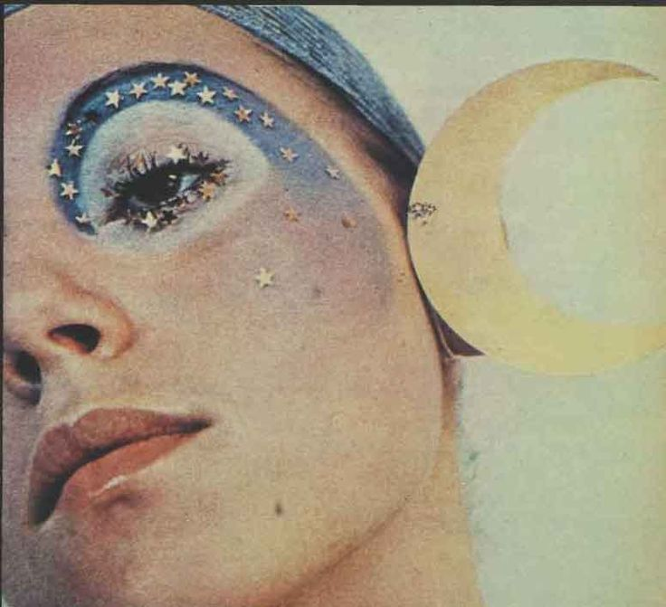 Photo of The Face of the Seventies – Make-up for 1971 – Make up – #The #The # for #Gesic …