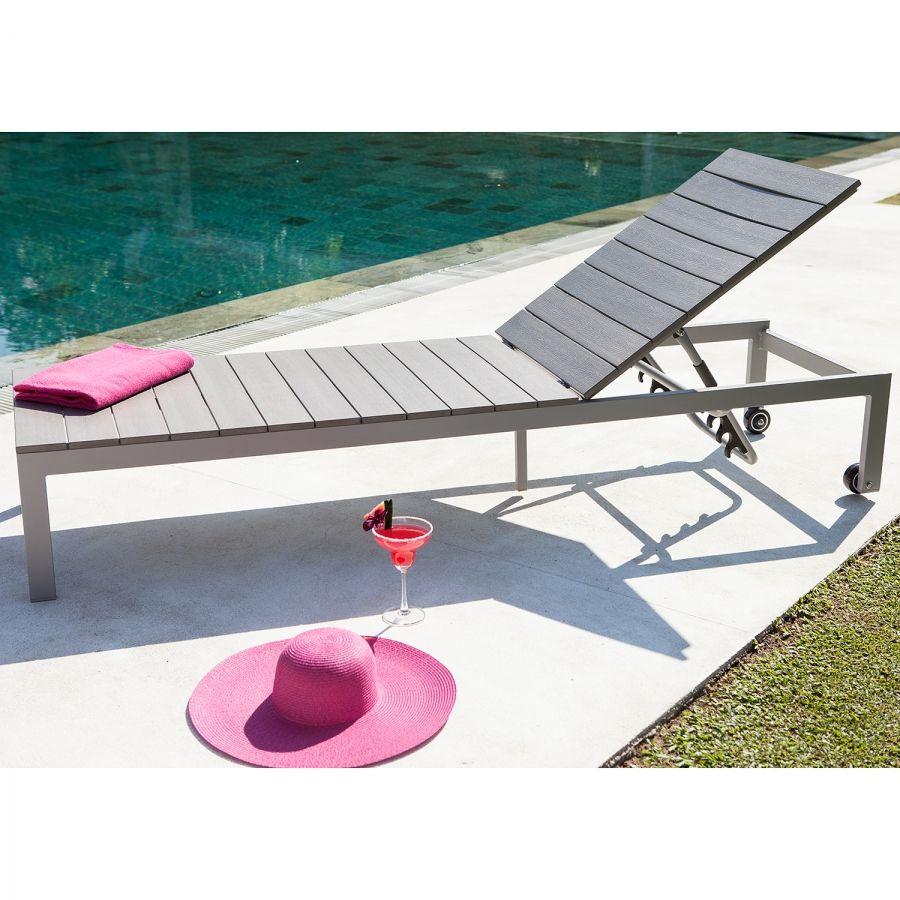 Deinen Garten Gunstig Und Schick Mit Gartenliegen Von Fredriks Einrichten Home24 Outdoor Decor Outdoor Furniture Sun Lounger
